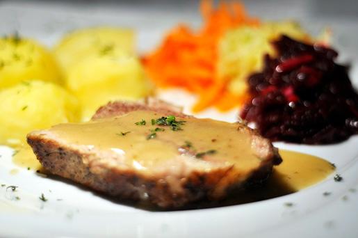 Slubice24 Pl Noworoczna Promocja W Restauracji Gawda Obiad Dnia