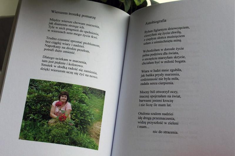 Słubice24pl Co Mówią Wiersze Elżbiety Nowak