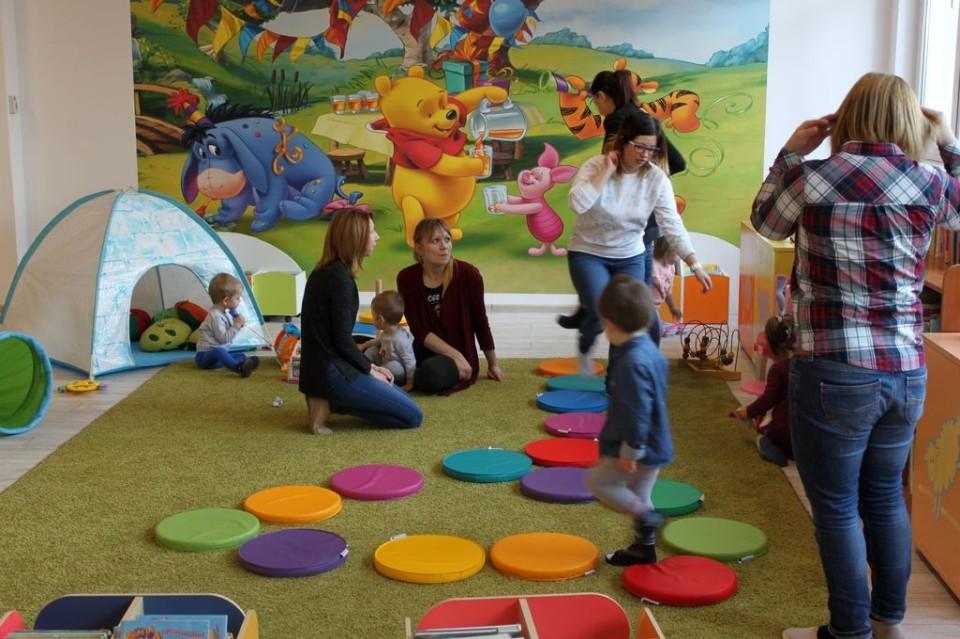 Słubice24pl Biblioteka Zaprasza Maluchy Na Zabawy Ruchowe