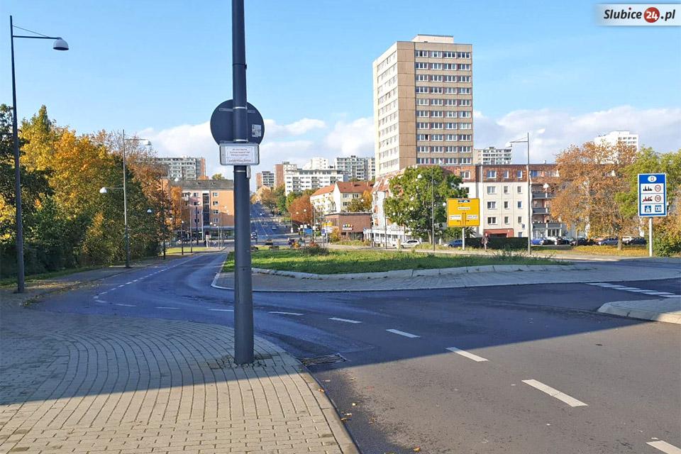 Ulica frankfurt czerwona Way: Ulica